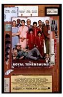 The Royal Tenenbaums - photo Wall Poster