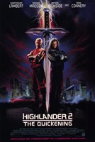 Highlander 2: the Quickening Wall Poster