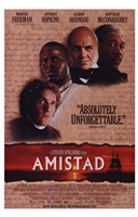 Amistad Wall Poster