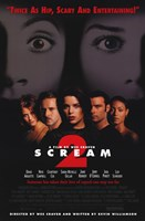 Scream 2 Wall Poster