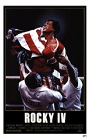 Rocky IV Wall Poster