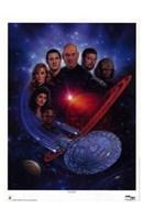 Star Trek: The Next Generation Wall Poster