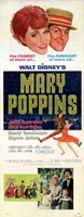 Mary Poppins Tall Broadway Wall Poster