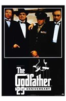 The Godfather Gang Wall Poster