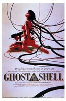 Ghost in the Shell Wall Poster