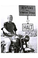 The Great Escape Halt Wall Poster