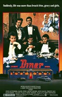 Diner Wall Poster