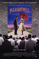 Pleasantville Tobey Maguire Wall Poster