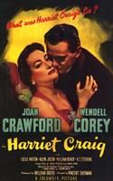 Harriet Craig Wall Poster