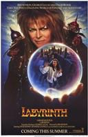 Labyrinth - crystal ball Fine-Art Print