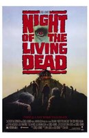 Night of the Living Dead Wall Poster