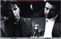 Heat Pacino De Niro Fine-Art Print