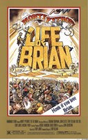 Monty Python's Life of Brian Wall Poster