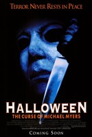 Halloween 6: the Curse of Michael Myers Wall Poster