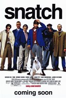 Snatch Wall Poster