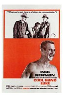 Cool Hand Luke Carrying Him Fine-Art Print
