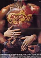 Mandingo German Wall Poster