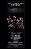 Ghostbusters Tall Wall Poster