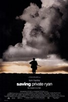 Saving Private Ryan - Man Walking Wall Poster