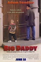 Big Daddy Wall Poster