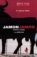 Jamon Jamon Wall Poster