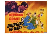 Bringing Up Baby - wide Wall Poster