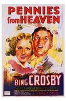 Pennies from Heaven Wall Poster