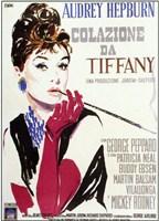Breakfast At Tiffany's (italian) Wall Poster