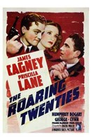 The Roaring Twenties Wall Poster