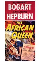 The African Queen Red Wall Poster