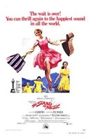 The Sound of Music Yellow Dress Wall Poster