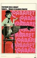 Cabaret Everybody Loves a Winner Wall Poster