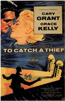 to Catch a Thief Grace Kelly Wall Poster