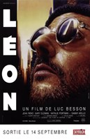 The Professional Leon (french) Wall Poster