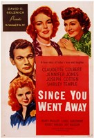 Since You Went Away Wall Poster