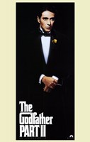 Godfather Part 2 Tall Fine-Art Print