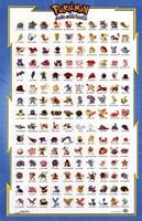 Pokemon: the First Movie Fine-Art Print