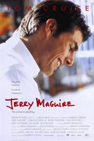 Jerry Maguire Wall Poster