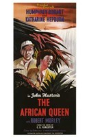 The African Queen Tall Wall Poster