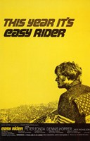 Easy Rider This Year It's Easy Rider Fine-Art Print