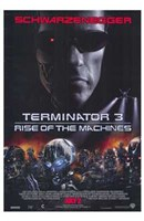 Terminator 3: Rise of the Machines Wall Poster