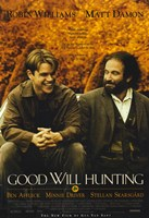 Good Will Hunting Movie Wall Poster