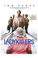 The Ladykillers - movie Wall Poster