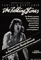 Ladies and Gentlemen the Rolling Stones Wall Poster