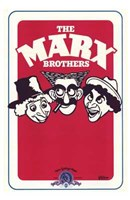 Marx Brothers Wall Poster