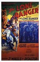 The Lone Ranger - Episode 7 Wall Poster