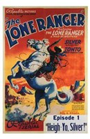 The Lone Ranger - Episode 1 Wall Poster