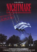 Nightmare on Elm Street  a - movie Wall Poster