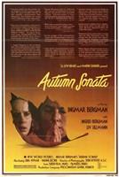 Autumn Sonato Wall Poster