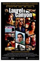 Laurel Canyon Wall Poster